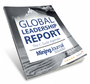 Global Leadership Report cover