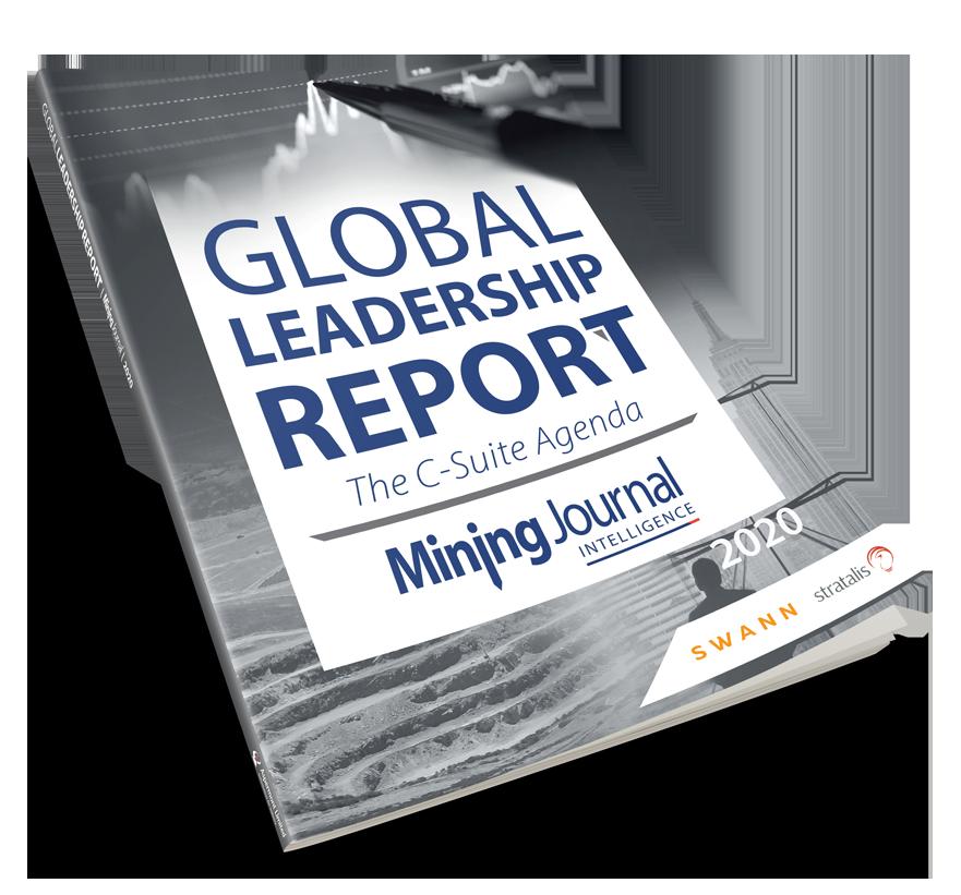 Global Leadership Report cover